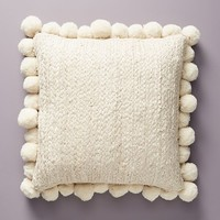 Pommed Jute Pillow