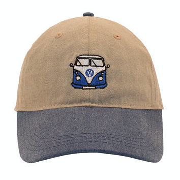 NEW Limited edition Volkswagen Baseball Hat Dad Hat Adjustable back strap Unisex Dad Hats Embroidered Dad Hat Dad Cap Classic
