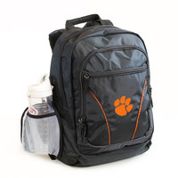 Clemson Tigers NCAA 2-Strap Stealth Backpack
