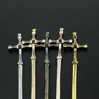 Fast and Furious Crucifix Brush Set