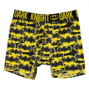Batman Boxers Batman Apparel Batman Underwear - Batman Mens Underwear Batman Clothing