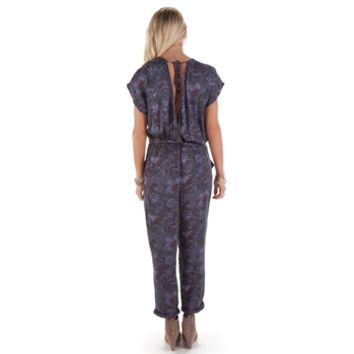 Free People Women's Contemporary Viscose Universal Printed Jumpsuit at Von Maur