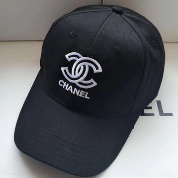 Perfect  Chanel  Fashion Casual Hat Cap