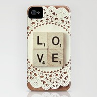 love... iPhone Case by Beverly LeFevre | Society6
