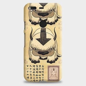 Appa Avatar The Last Airbender Google Pixel Case