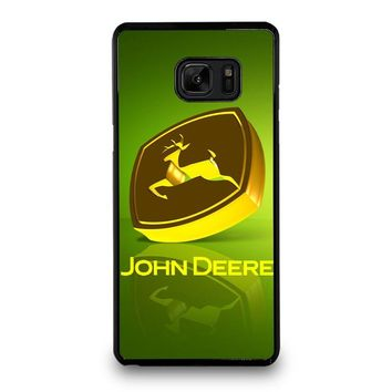 JOHN DEERE Samsung Galaxy Note 7 Case Cover