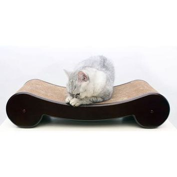 Cat Scratcher Bed