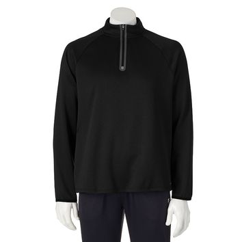 Tek Gear Quarter-Zip Performance Fleece - Big & Tall