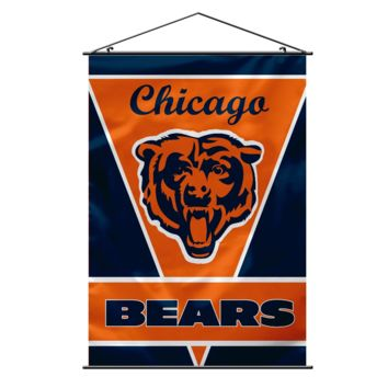 NFL Chicago Bears Wall Banner