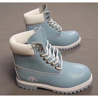 Timberland Fashion Winter Waterproof Boots Martin Leather Boots Shoes-7