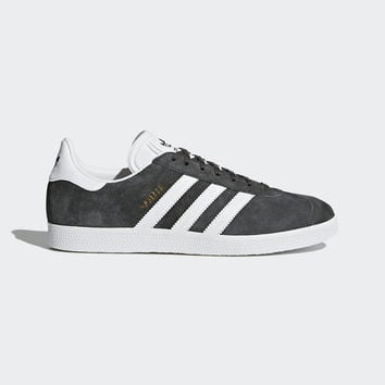 adidas Men's Gazelle Shoes - Grey | adidas Canada