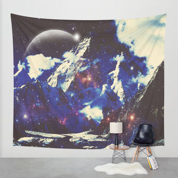 Comet Wall Tapestry by DuckyB (Brandi)