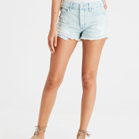 AE High-Waisted Festival Short, Beautiful Bleach Out