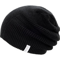 Coal Frena Black Slouch Beanie at Zumiez : PDP