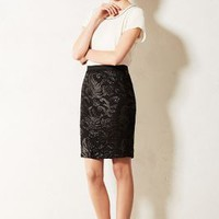 Prata Skirt by Greylin Black L Skirts