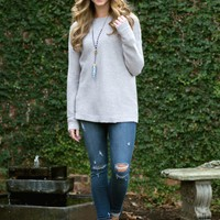 Keep It Coming Sweater | Monday Dress Boutique