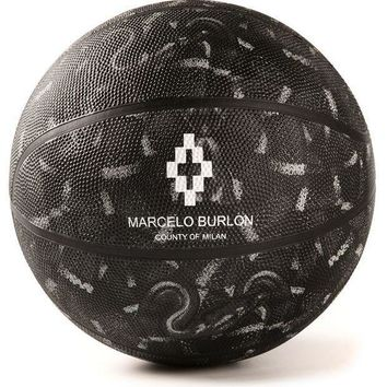 Marcelo Burlon County Of Milan Snake Basketball
