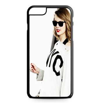 taylor swift cover white iPhone 6 Plus Case