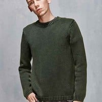 Neuw Sea Washed Crew-Neck Sweater