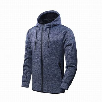 NEW Men's Outdoor Sports Jacket Basketball Football Running High Quality Spring Autumn Jacket F1105
