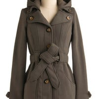 Valley Clearing Coat | Mod Retro Vintage Coats | ModCloth.com