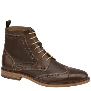 MCGAVOCK WINGTIP BOOT