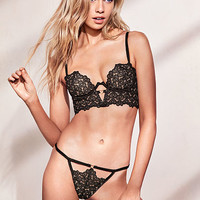 Long Line Embroidered Bra - Very Sexy - Victoria's Secret