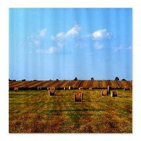 Country Hay Field Shower Curtain> Shower Curtains> We Tees You