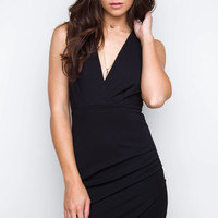 Perla Wrap Dress