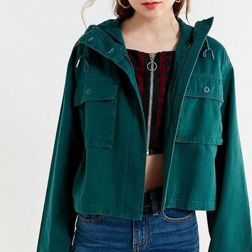 CREY4XG OBEY Ollie Utility Jacket | Urban Outfitters
