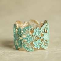 charming coco ornamental bracelet at ShopRuche.com