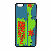 Scooby Doo Mystery Machine Van Fred Velma iPhone 6 Case