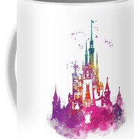 Magic Kingdom Coffee Mug