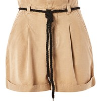 Rope Casual Shorts | Topshop