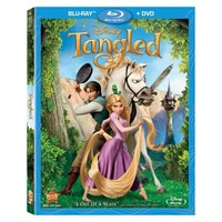 Tangled (2 Discs) (Blu-ray/DVD) (Widescreen)