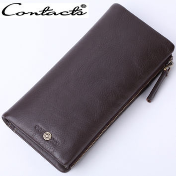 Men Wallet Leather Bags Purse [9026566147]