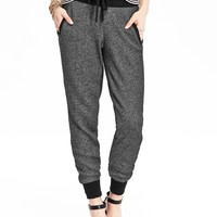 Old Navy Womens Twill Waist Sweatpants
