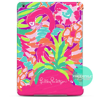 Lilly Pulitzer Multy Lulu Design iPad Case 2, 3, 4, Air, Mini Cover