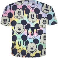 Mickey Mouse Tye-Dye T-Shirt