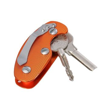 Aluminum Key Holder Clip Folder Outdoor Pocket Tool