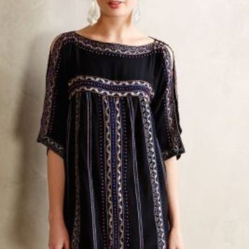 Brezons Silk Tunic by Nanette Lepore Black