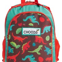 Boy's CHOOZE Reversible Backpack - Red (Boys)