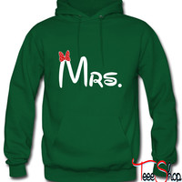 Mrs. always rightds Hoodie