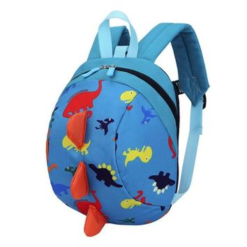 Toddler Backpack class High Quality Baby Boys Girls Kids Dinosaur Pattern Cute Animal Backpacks Toddler Pretty Style Daily Cute Printing School Bag AT_50_3