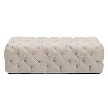 Jules Tufted Bench | Benches | Bedroom | Furniture | Z Gallerie