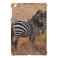 Zebra in Kenya iPad Mini Cover