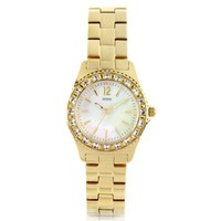 Guess Designer Women's Watches Gold Tone Stainless Steel Women's Watch