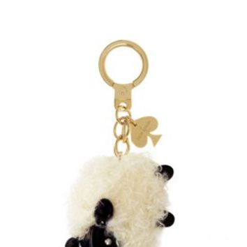 Kate Spade Year Of The Sheep Keychain