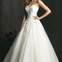 Allure 9052 Dress - MissesDressy.com