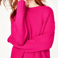 OVERSIZED SWEATER - NEW IN-WOMAN | ZARA United States